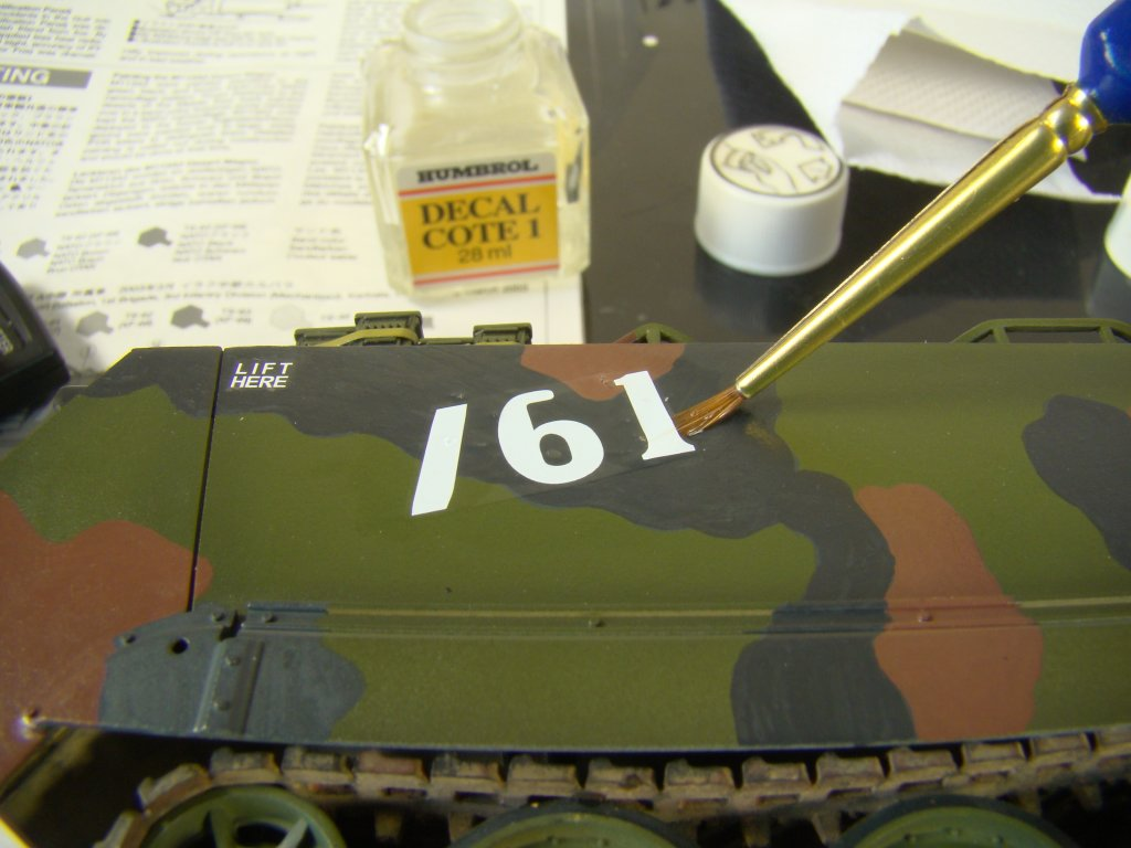 Decal application 2