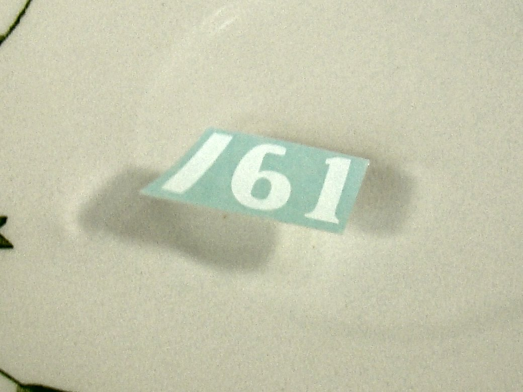 Decal soaking 2