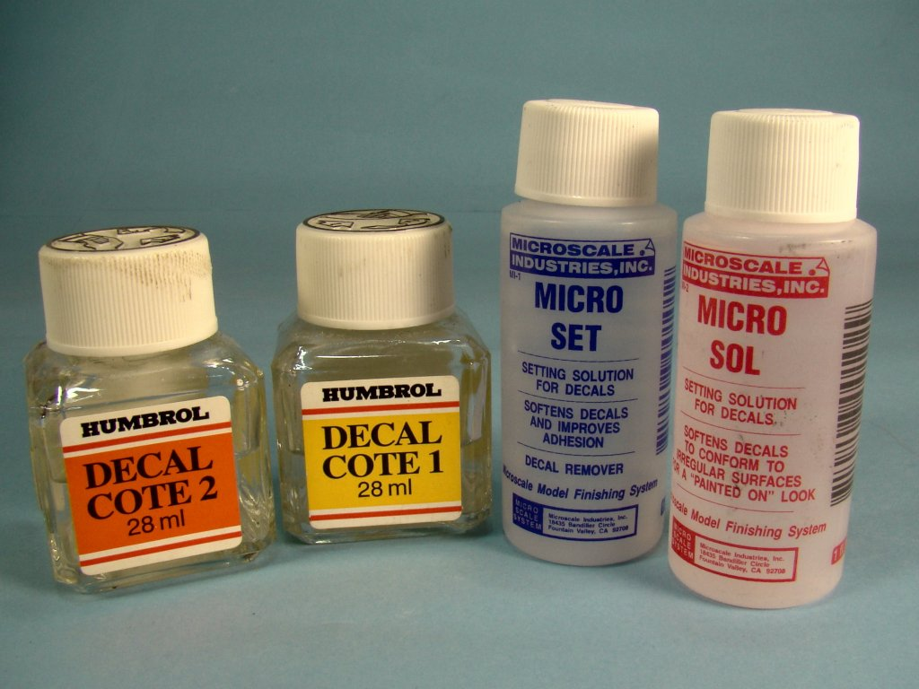 Decal solutions