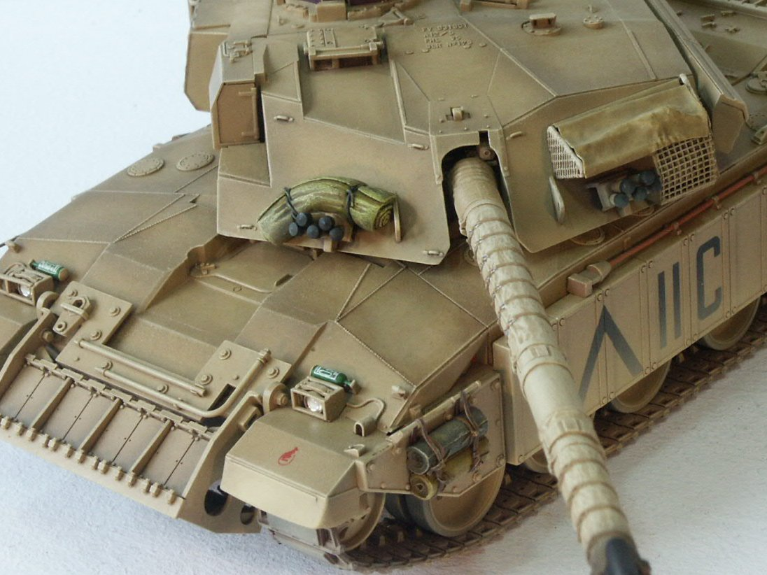 tank technology of plastic for afvs