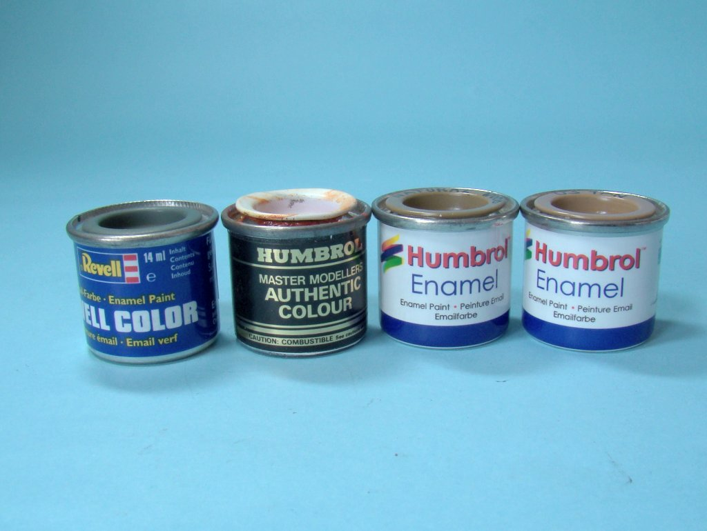 Paint types scale model guide Oil based exterior paint brands