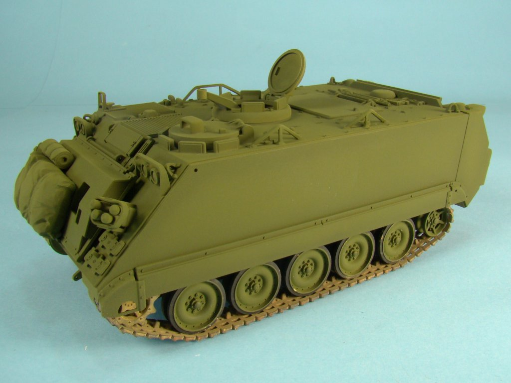 M113 green left side