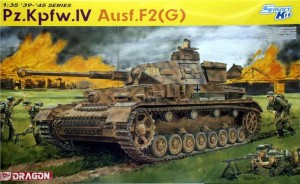 Panzer IV Ausf G Build Pt.1