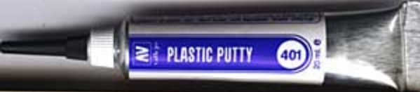 Vallejo Plastic Putty