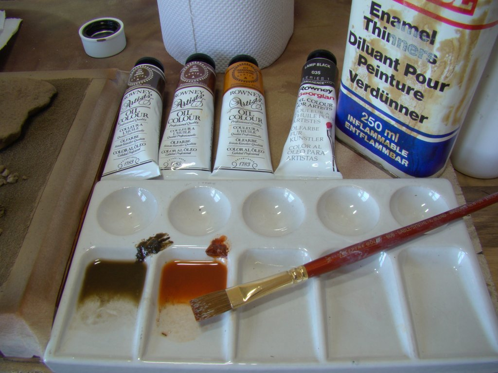 Paint Types Scale Model Guide
