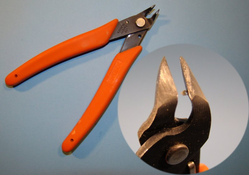 Xuron side cutters