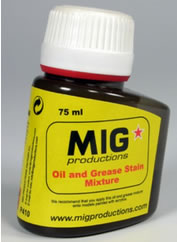 MIG oil grease mixture