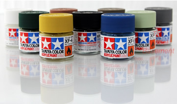 tamiya paints