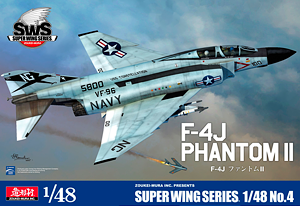 F-4 J/S Phantom box